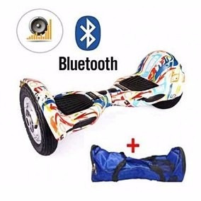 Smart Balance Hoverboard 10 Polegadas Bluetooth - Grafite