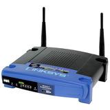 Cisco-linksys Wrt54gs Wireless-g Broadband Router With Speed