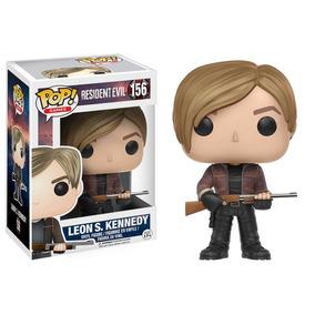 Resident Evil - Leon S. Kennedy - Funko Pop Games