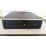 Hp Compaq Core I3 6300 Pro Sff Pc 2gb Ram 750gb Dd