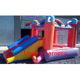 Inflable Con Tobogan