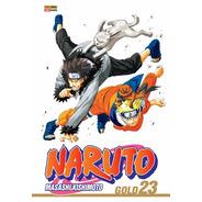 Naruto Gold 23 Mangá Panini! Edição Especial De Colecionador