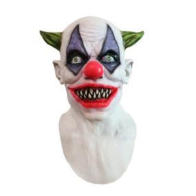 Máscara De Palhaço Assustador, Halloweew Terror