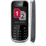 Nokia Asha 202 Dual Chips 2mpx Fm Mp3 2,4