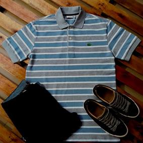 Camisa Polo Lascote Série Gold Azul Tamanho 5(m) - Camisa Masculino ... a8cf689e76ab4