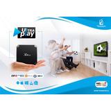 Tv Box X96 Mini 2g + 1 Mes Ultraplay ( No Megaplay )
