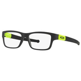 Óculos De Grau Oakley Oy8005-01 49x18 128 Marshal Infantil fb7640eeaa