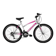 Bicicleta Dama Rin 26 Doble Pared 18 Cambios