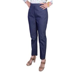 Pantalon Duplan Demin Skinny Formal