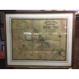 Mapa Provincia De Buenos Aires Catastral Antiguo