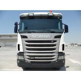 Scania G 460 La 6x4 2017 Cuotas De $18.800 Entrega Programa