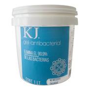 Gel Antibacterial Kj Elimina Bacterias 99% 1 Litro - S019