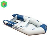 Bote Inflable Aquamarina Zodiac Deluxe Piso De Aluminio