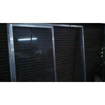 Puerta Balcon Aluminio Usada - Leer Descripcion Completa