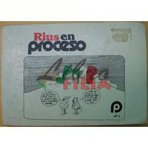 Rius En Proceso - Rius (1983) Primera Edición
