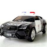 Auto De Coleccion Lamborghini Urus Policia Kinsmart