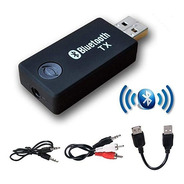 Transmisor Adaptador Bluetooth Audio Tx9 Tv/home