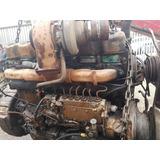 Vendo O P Motor 675 De Mack Con Caja Fuller 1110 Buen Estado