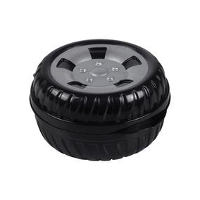 Porta Mix Roda De Carro - Plasútil