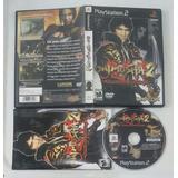 Onimusha 2 * Samurais Destiny / Playstation 2 Ps2 * Completo