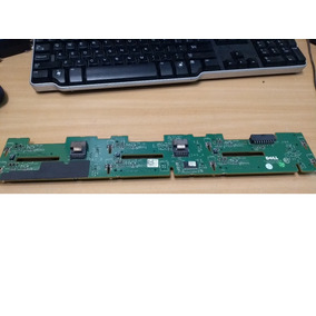 Dell Poweredge R710 6 Sas Sata 3.5 Backplane 0w814d