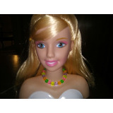 Busto De Barbie