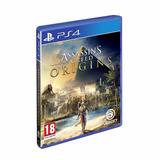 Assasins Creed Origins Ps4 Viene En Español Garantizado