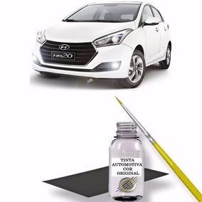 Retoque Tinta Automotiva Tira Risco Hyundai Hb20 - Original