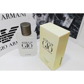 Perfume Aqua Di Gio Armani 100 Ml Eau De Toilette Mayoreo