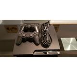 Sony Playstation 3 120 Gb (ps3 Slim) 2 Controles