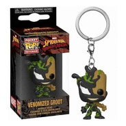 Pocket Pop ! Llavero Varios Personajes Venomized Groot