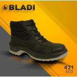 Calzado Seguridad Zapato Bladi 421 Eco Puntera De Acero Iram