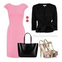 Vestido +blazer Moda Evangelica Elegante Cod#lldaca+