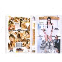 Dvd Brasileirinhas Biggz 2 Vol.3 Com Sabrine, Anal, Original