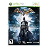 Juego Xbox 360 Rocksteady Studios Batman Arkham Asylum