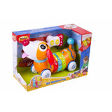 Perrito Didactico Radio Control Bebes Luces Melodias Winfun