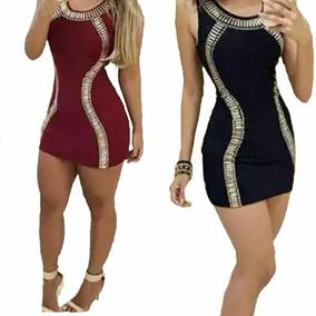 Vestido Curto Jacquard Importado Roupas Femininas