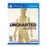 Juego Uncharted Collection Ps4 Físico