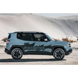 Jeep Renegade Ploteo Grafico Calco