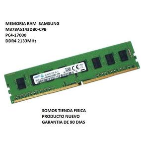 Memoria Ram Ddr4 4gb Samsung M378a5143db0-cpb 2133mhz Pc4