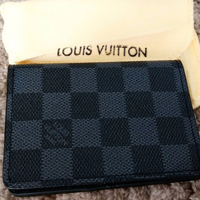 3fcd4622e7 Porta Cartão Louis Vuitton Carteira Slin F Gratis Barato