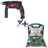 Furadeira De Impacto 220v 6555 Skil + 103 Acessórios Bosch