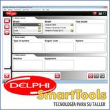 Software Delphi Ds150 2015.r3 Ultima Versión