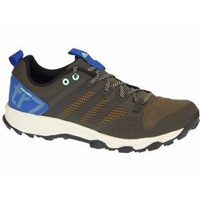 Zapatillas adidas Running Kanadia 7 Trail Hombre Ocre/azul