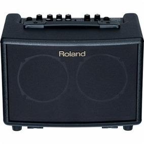 Amplificador Violão Roland Ac33 Na Loja Cheiro De Musica