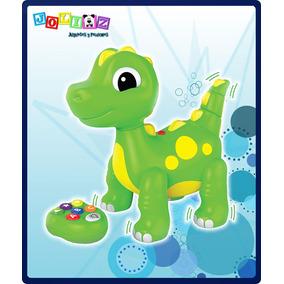 Dinosaurio Bailador Verde A Control Remoto Learning Journey