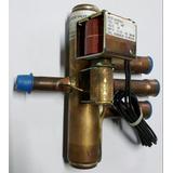 Válvula Reversora Ar Condicionado 60.000 120.000 Btu Bobina