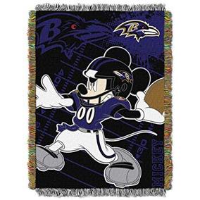c37416560d77d Bote Metalico Nfl Ravens Baltimore Producto Oficial en Mercado Libre ...