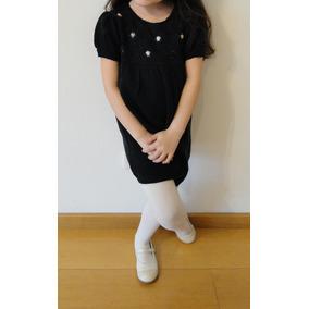 Pioppa Vestido De Lana Talle 6 - Como Nuevo