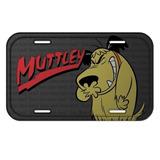 Placa Metal Decorativa Muttley - Corrida Maluca Oficial